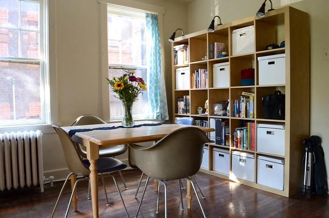 Office & Dining Room
