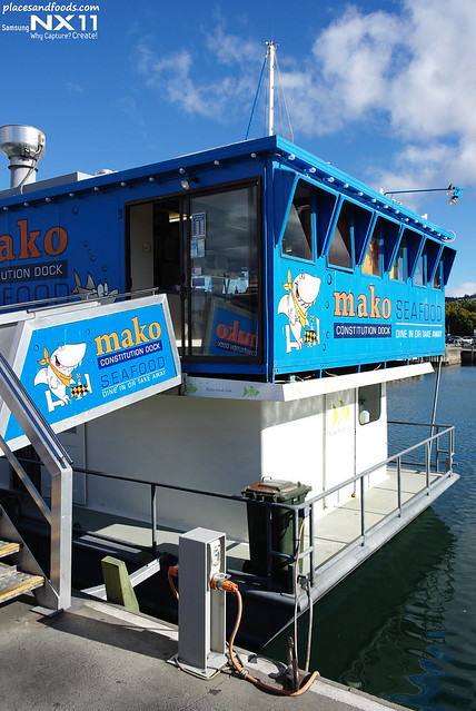 mako seafood front