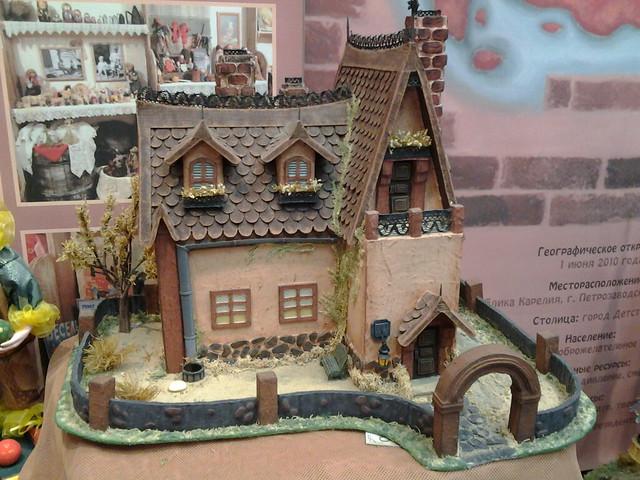 Игрушечный домик * Toy house
