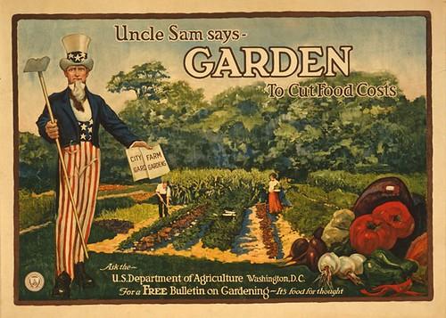 018-Cultive su jardín para reducir los costos del Departamento de Agricultura-Library of Congress