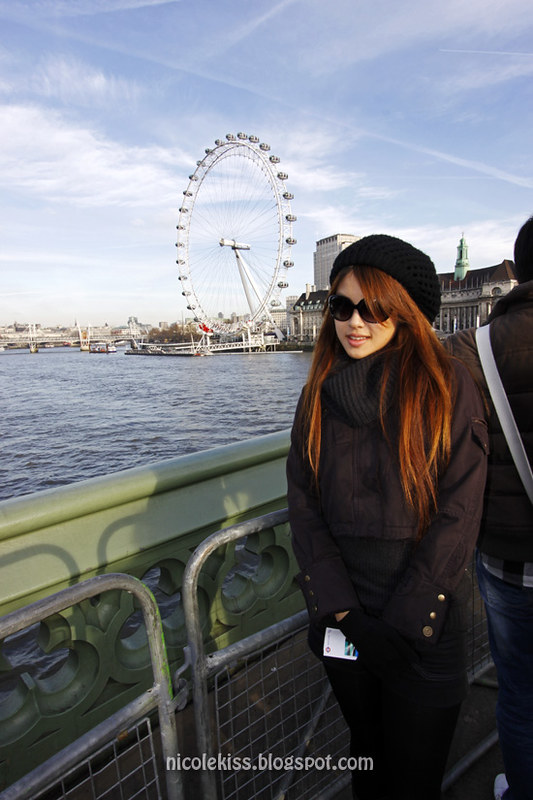 nicolekiss and london eye