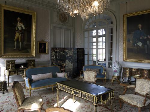 Chez Talleyrand (Chateau de Valencay)