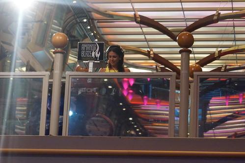 Royal Caribbean Cruise Guest DJ Amanda Blaze