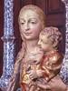 Virgen del Pino sin manto