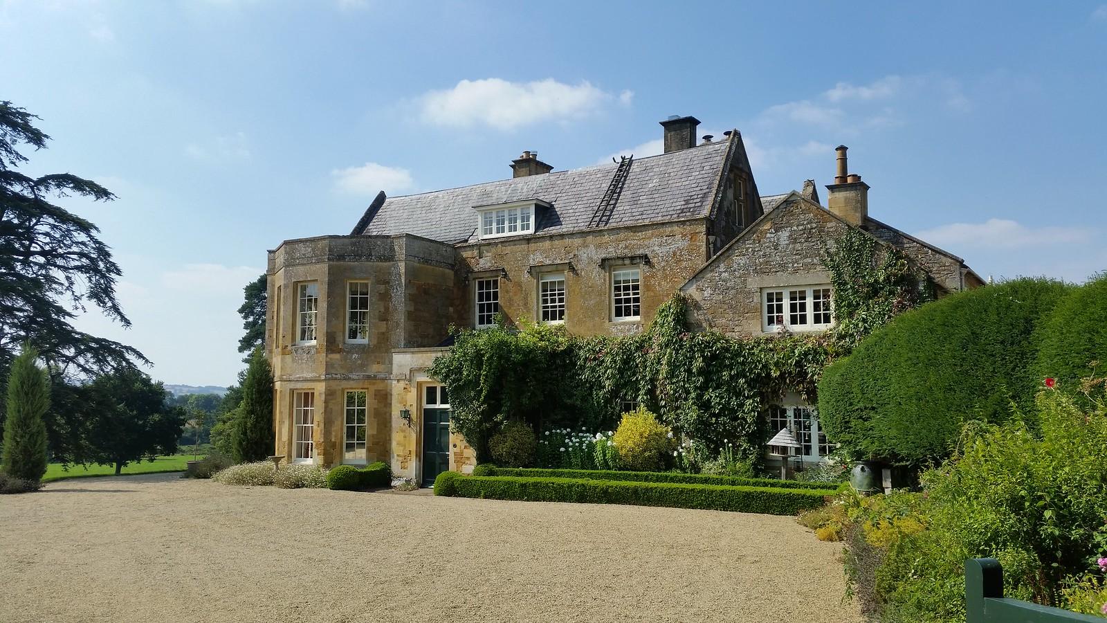 Adelstrop House, Adelstrop