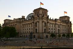 Reichstagsgebäude (Spreeseite)
