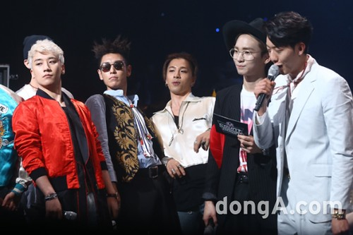 Big Bang - Mnet M!Countdown - 07may2015 - Sports Donga - 13