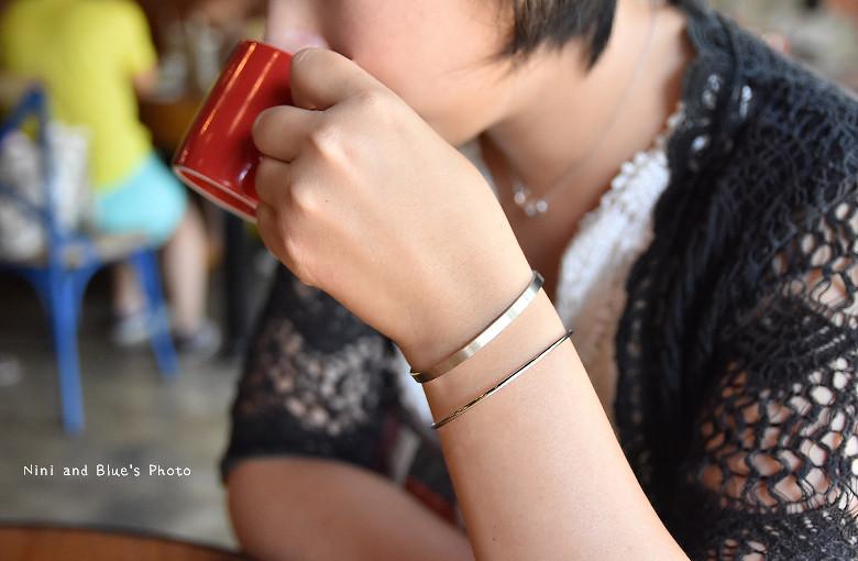 IDEA ROCK情侶手鍊戒指項鍊手環銀飾01