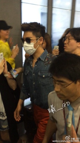 Big Bang - Gimpo Airport - 20may2015 - TOP - 曦_GD - 02