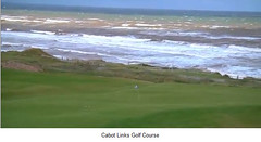 Thumbnail image for Cabot Links Golf Enjoyed By Cabot Shores' Guest