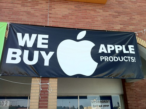We Buy Apple Products