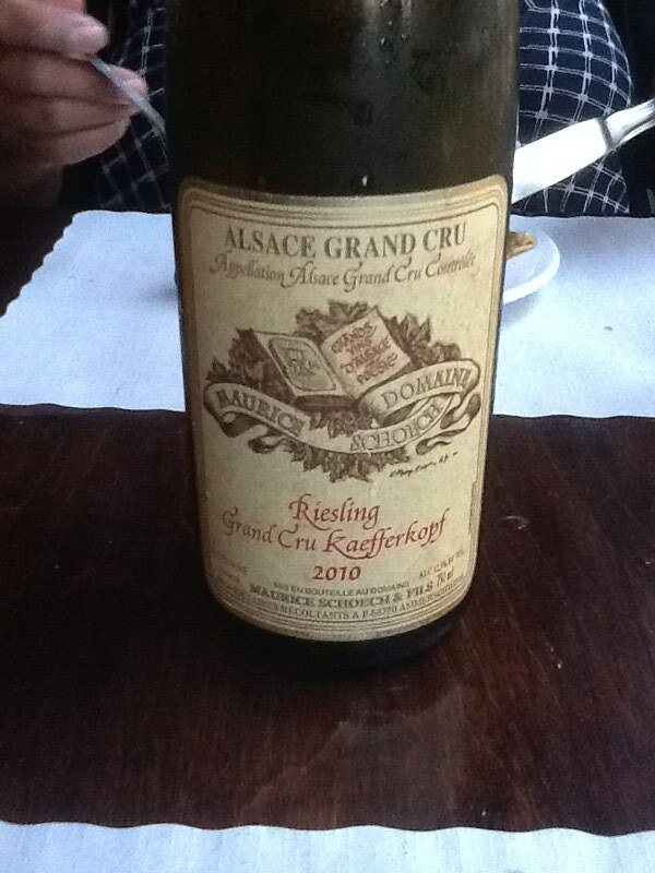 A nice summer Riesling