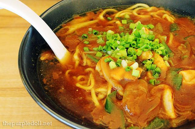 Curry Ramen P285