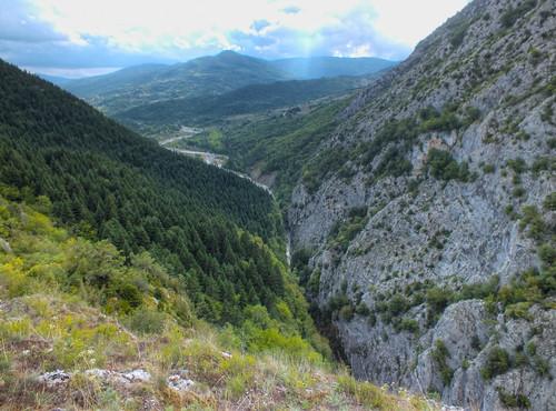 Valla Kanyonu (HDR)