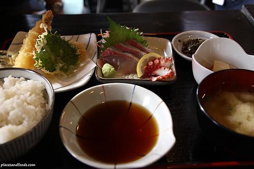 Kai Oh Maru 海王丸 tempura set 2
