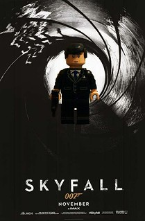 Lego James Bond Skyfall