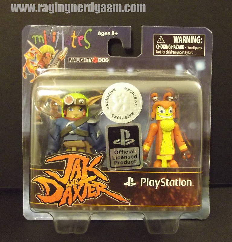 Minimates Playstation Jak and Daxter 001
