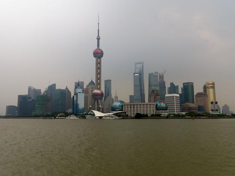Grattes ciels de Pudong@Shanghai