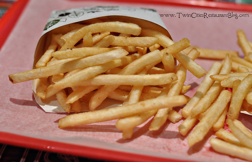 French Fries at Maverick's ~ St Paul, MN