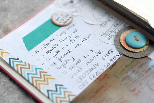 30 Days of Lists September 2012 | List 1