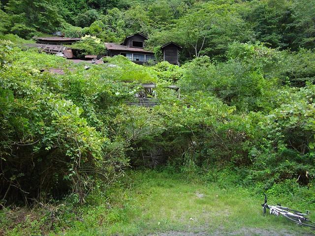 竜山鉱山跡 #8