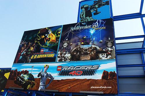 Legoland Malaysia 4D Cinema
