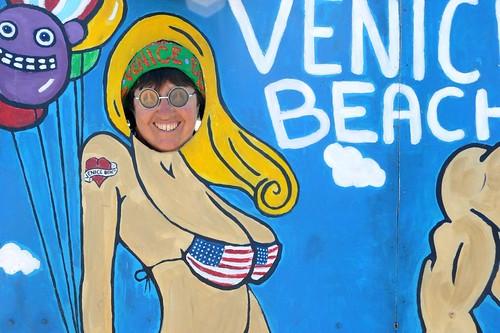 NameOnRice Venice Beach