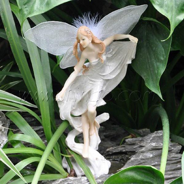 Resin garden fairy statue flickr photo sharing - Garden fairy statues ...