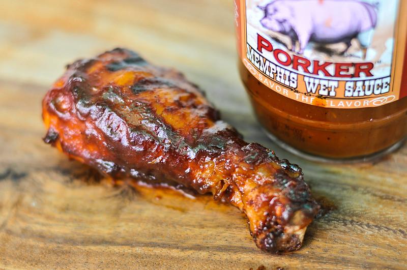 Peg Leg Porker Memphis Wet Sauce