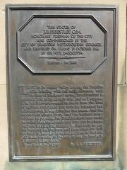 Photo of Bronze plaque number 11469