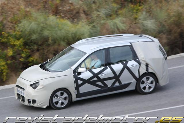 Prototipo Renault Scenic & Grand Scenic