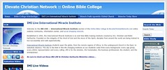 Elevate Christian Network_Online Bible College