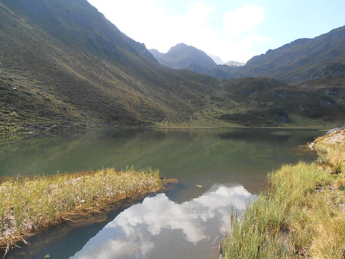 LAC D'AYGUES ROUYES 123