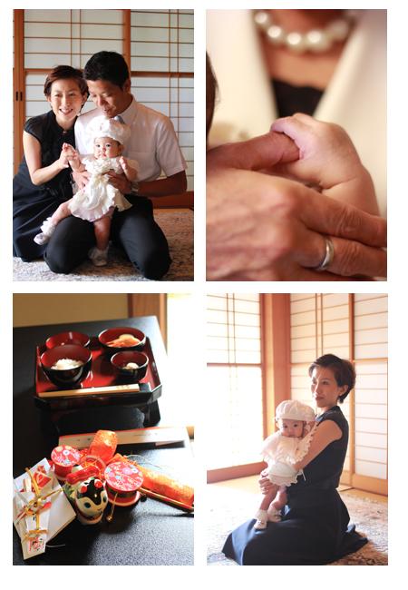 ベビーフォト 赤ちゃん写真 家族写真 瀬戸市 出張撮影