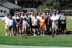 Hauli Huvila Golf Team