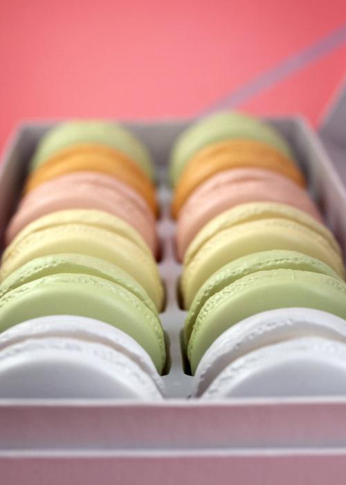 Macaron Trinket Boxes