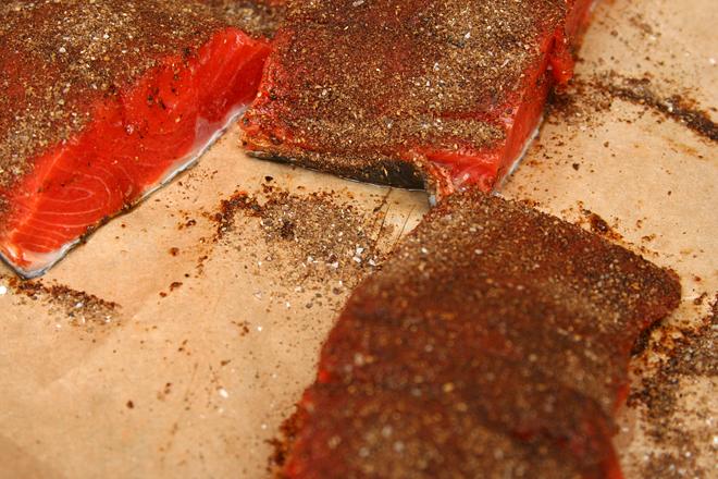 wasabi salmon 1