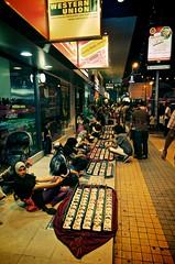 Watches on the Sidewalk, Bukit Bintang