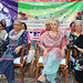 Daughter of Pakistani legendary short story writer Saadat Hassan Manto's arrived India from Pakistan at Wagah in Amritsar. by Rashid Ashraf