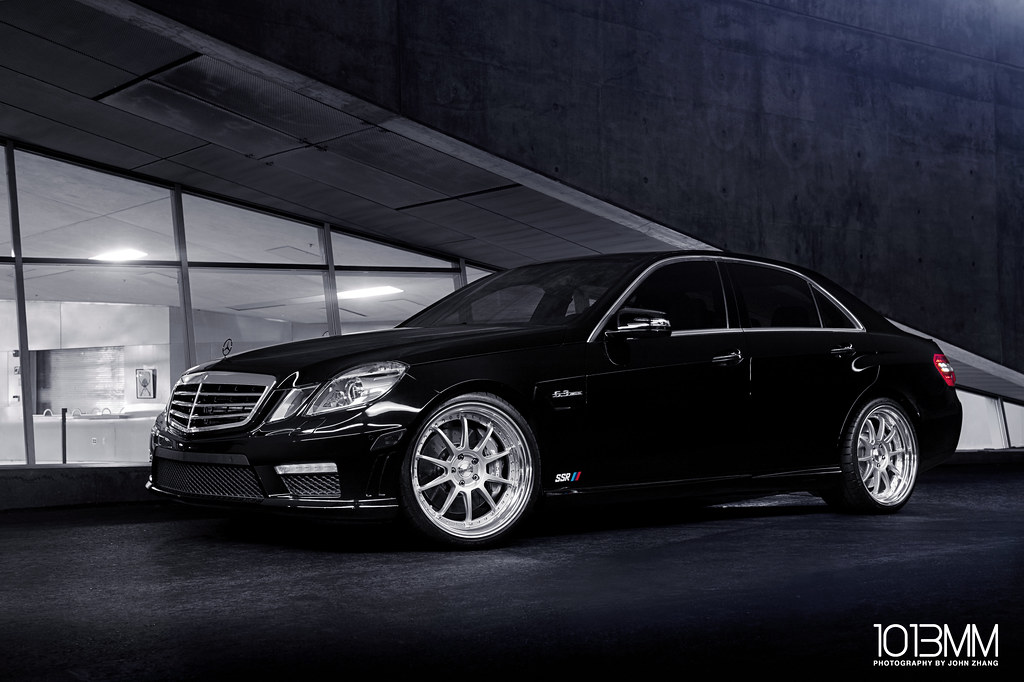 SSR Wheels Mercedes Benz E63 AMG