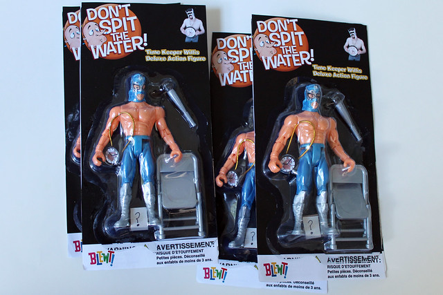 Time Keeper Willis Deluxe Action Figures