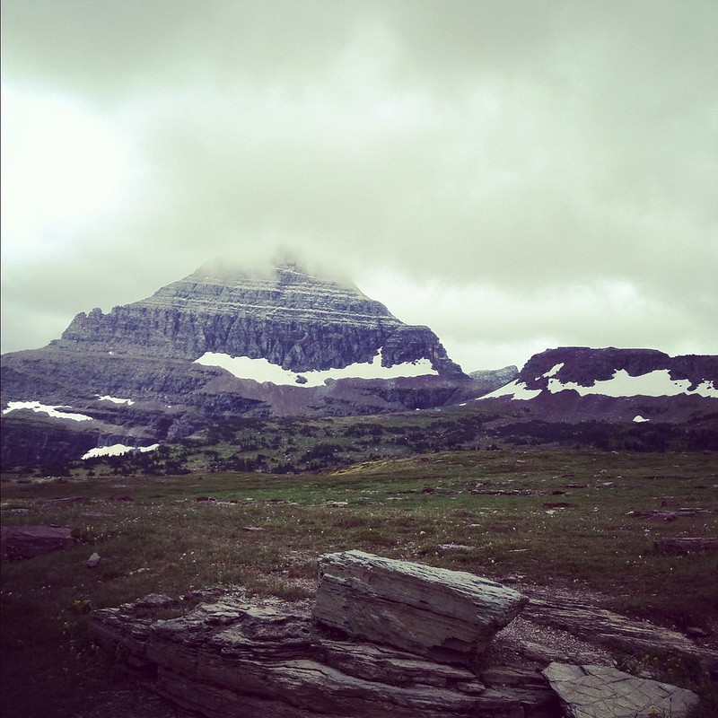 Logan Pass, Glacier National Park