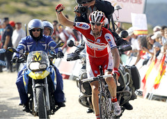 Rodriguez 3rd, and Katusha wins team GC at Vuelta