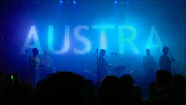 Austra Live | Venue Nightclub