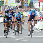 Data: Nathan Haas – Tour of Britain, stage 5