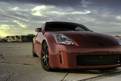 automobile, automotive exterior, wheel, vehicle, performance car, automotive design, nissan 350z, rim, bumper, land vehicle, coupã©, supercar, sports car,