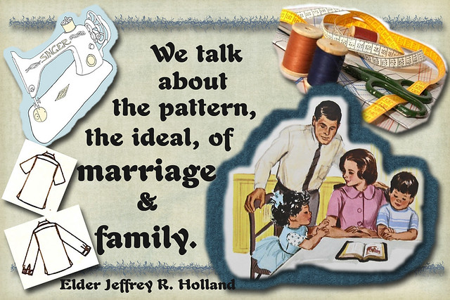 family marriage ideal