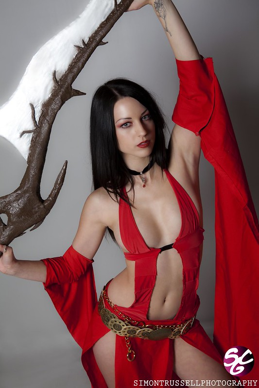 Jemma Funge as Kaileena