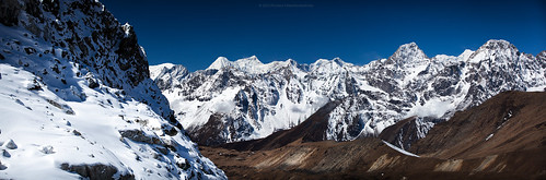 nepal mountain nature trekking himalaya khumbu himalayas 2012 chola cholapass khumburegion sagarmathanationalpark pichayaviwatrujirapong