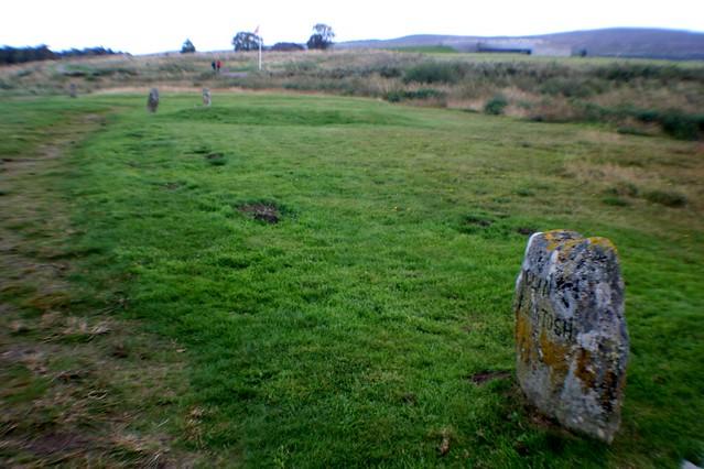Culloden Battleifield, Highlands